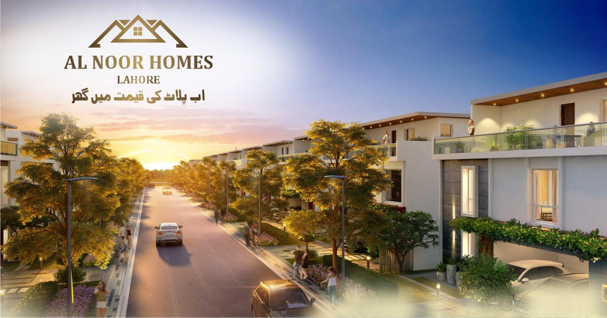 Al Noor Homes Lahore Payment Plan | Location | Project Details - Dreams Marketing