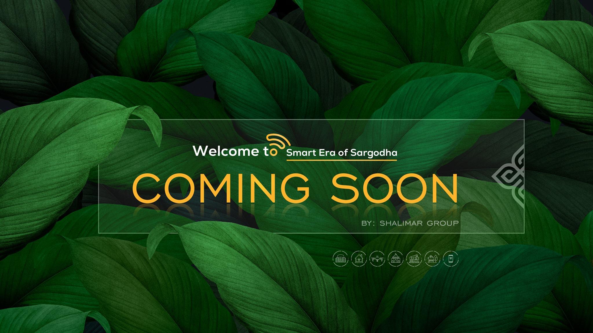 Shalimar Smart City Sargodha - Dreams Marketing