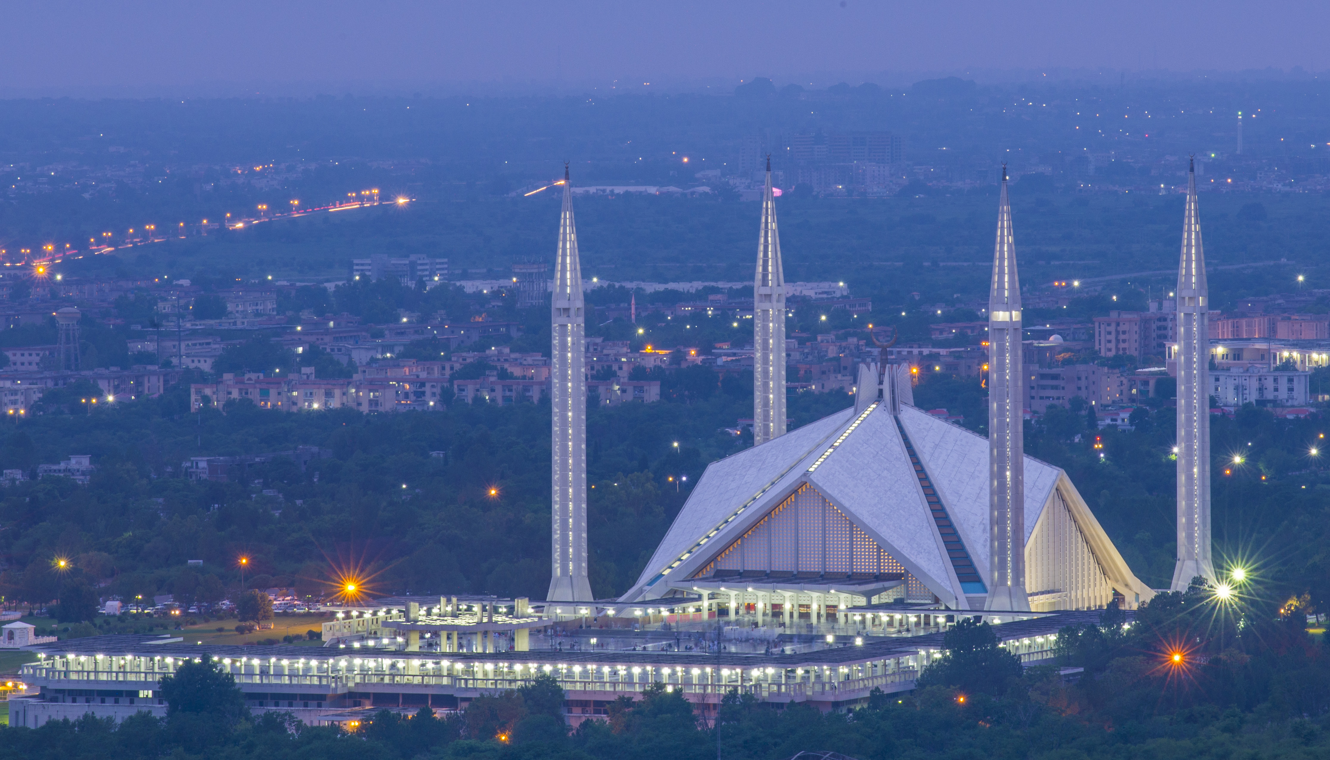 Islamabad to be added in Top 500 Cities for Global Mayors Challenge 2021