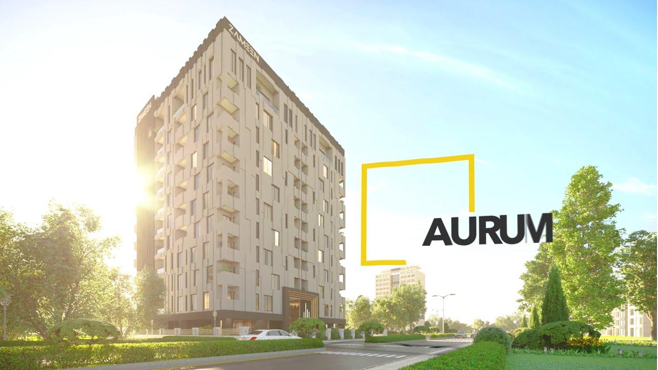 Zameen Aurum - Project Details and Payment Plan