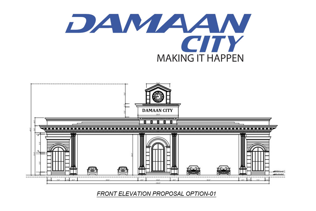 Damaan City Lahore Payment Plan   Project Details & Location