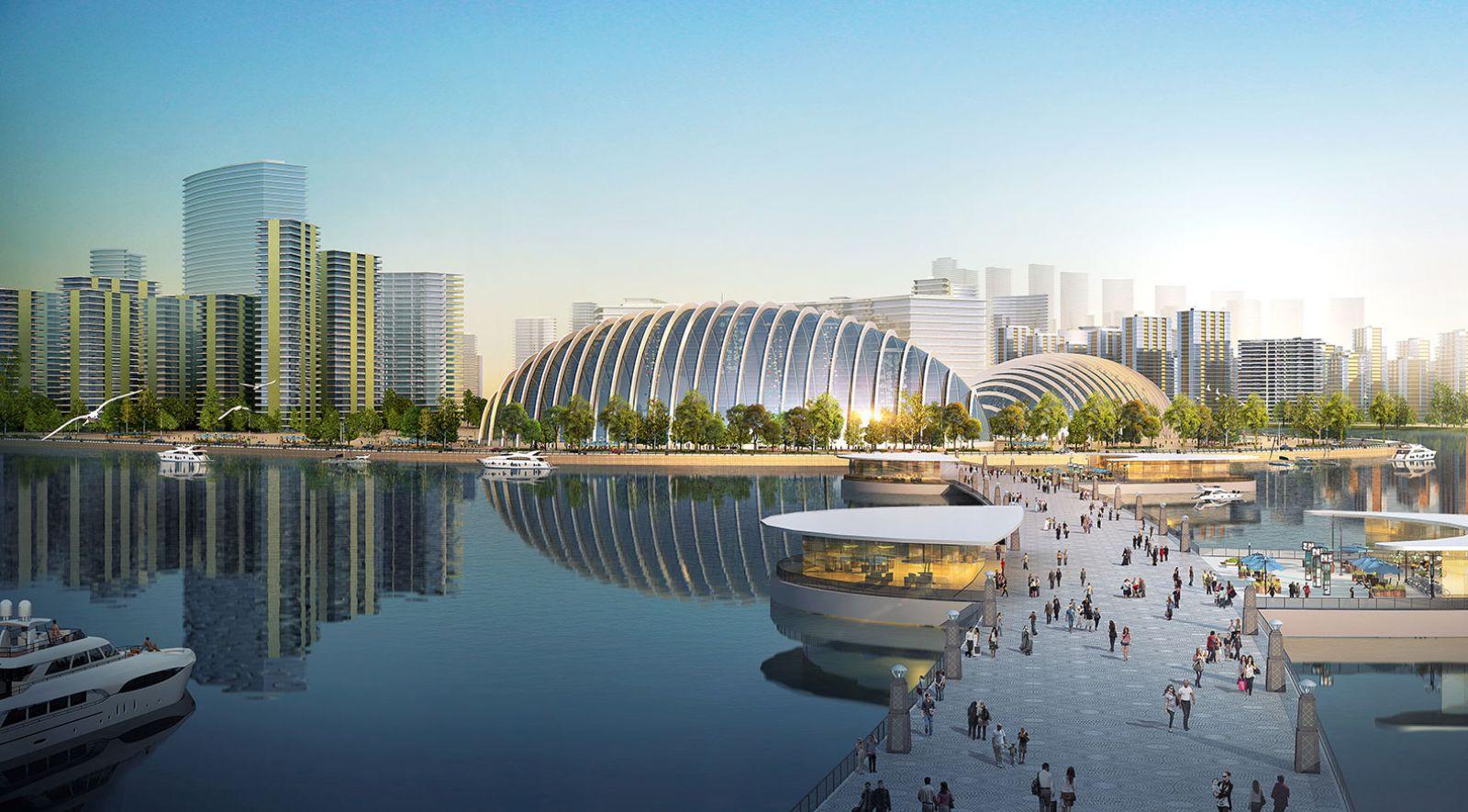 Ravi Urban Project will be showcased in Dubai Expo
