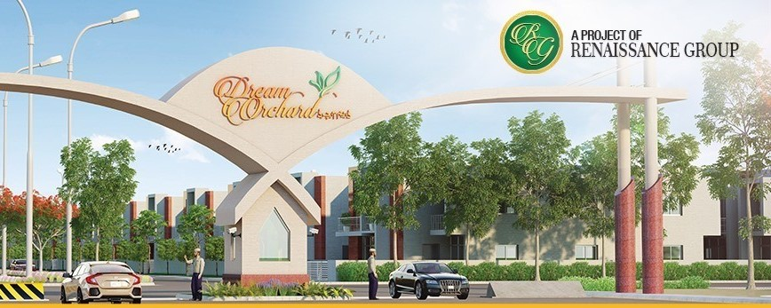 Dream Orchard - Lahore Motorway City Location and Payment Details